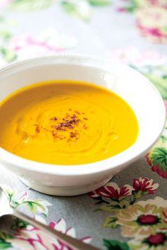 クリーミーなかぼちゃに、甘いココナッツの香り|『ELLE a table』はおしゃれで簡単なレシピが満載!