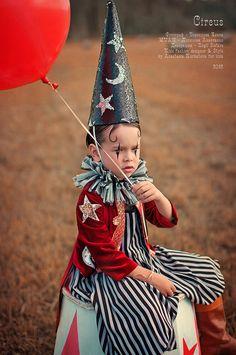 Винтажный цирк