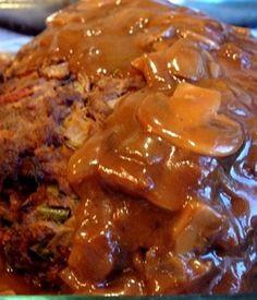 Cheesecake Factory Copycat Meatloaf - Recipe
