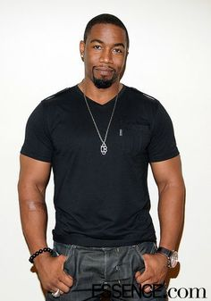 Michael Jai White would be a great...old nemesis of mine.  He has the presence anyway.  No offense to him of course(feel Sorry to cast him as one of the bad guys)!!!