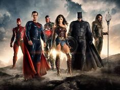 Prepare-se para uma onda de heróis nos cinemas em 2017 (Foto: Divulgação)