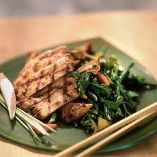 Grilled Lemongrass Chicken Recipe