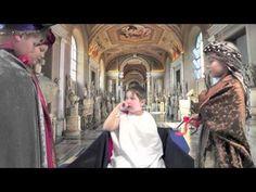 Jouluevankeliumi - Oriveden Keskuskoulun 4.luokat 2013 - YouTube