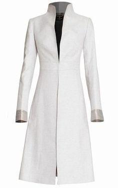 Buxton coat, £775, Katherine Hooker, March 2016