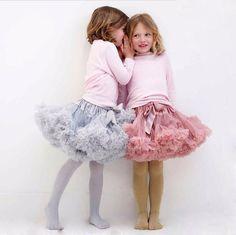 Aliexpress.com : Buy Buenos Ninos Girls Fluffy 2 18 Years Chiffon Pettiskirt…