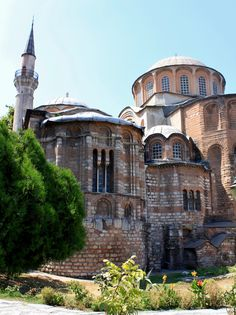 Istanbul: Chora Church | The Church of Holy Savior in Chora, while modest in size,  is one of the most beautiful Byzantine churches. The original church on this site was built in the early 5th century and stood outside of the 4th century walls of Constantine the Great--hence Chora which refers to its location in the fields. When Theodosius II built his formidable land walls in 413–414, the church became incorporated within the city's defenses, but retained the name...