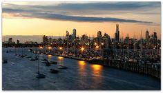 Melbourne, #Australia