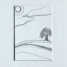 simple drawings kristy drawing line