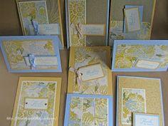 Love to Make Cards: One Sheet Wonder
