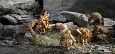 """""""The Skeletons of Shanidar Cave: A rare cache of hominid fossils from the Kurdistan area of northern Iraq offers a window on Neanderthal culture."""" -- """"...in the 1950s, Smithsonian anthropologist Ralph Solecki, a team from Columbia Univ. & Kurdish workers unearthed the fossilized bones of 8 adult and 2 infant [Neanderthals]—spanning burials from 65K to 35K years ago—at a site known as the Shanidar cave... The discovery changed our understanding of Neanderthals."""""""