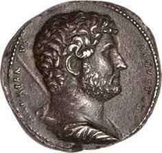 Roman coin; Hadrian