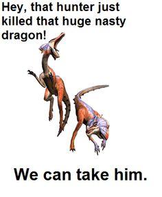 monster hunter 4 ultimate funny memes - Google Search