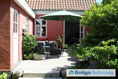 Skårup Vestergade 11, 5881 Skårup Fyn - Charmerende patriciervilla med fantastisk have #villa #fyn #skårup #selvsalg #boligsalg #boligdk
