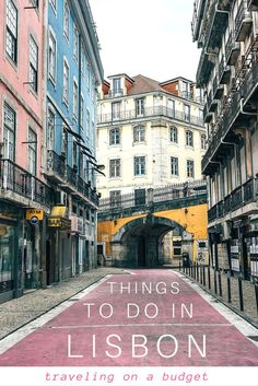 Things to Do in Lisbon, Portugal: Filledwith charm, and literally stacked with ambiance, Lisbon's hilly streets offer many days of exploration. Here are our top tips on things to do in Lisbon, including info on how to stick to a budget and where to stay in Lisbon.