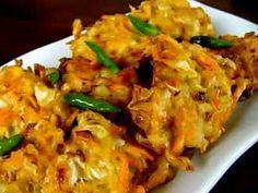 Resep Bakwan Sayur dari anekaresepmasakannusantara.blogspot.com ini Renyah & Garing lho... Pas banget buat buka puasa sebelum makan makanan berat :) gampang kok bikinnya :)