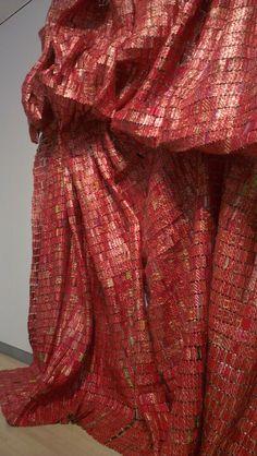 El Anatsui @ Brooklyn Museum