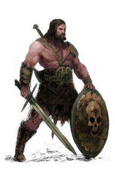 Warrior Reino del Centro