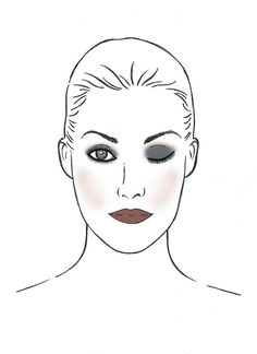 """""""This look capitalizes on the different levels of 'smokiness' one can achieve so that any woman can wear it."""" – Celebrity makeup artist Luis Casco #MKMakeover   Contact Sandra at 404-731-8431 or www.marykay.com/schisholm44"""