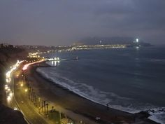 Gorgeous Costa Verde. Lima - Peru Embedded image permalink