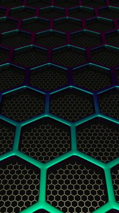 Wallpaper Iphone ☆ hexagons How Baby Monitors Work One of the favorite things for parents to do i Grid Wallpaper, Wallpaper Iphone Neon, Phone Wallpaper Design, Graphic Wallpaper, Best Iphone Wallpapers, Apple Wallpaper, Dark Wallpaper, Cellphone Wallpaper, Colorful Wallpaper