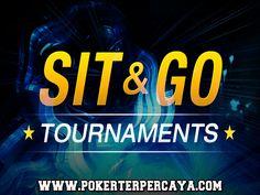 POKERTERPERCAYA.COM - Dalam bermain Judi Poker Online ada Tournamen Poker Sit And Go yang membutuhkan strategi jitu untuk dapat memenangkannya.