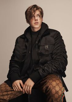Ruel Imagines - Roadtrip with the Van Dijks - Wattpad Beautiful Boys, Pretty Boys, Beautiful People, Pics Art, Man Crush, Hot Boys, Handsome Boys, Cute Guys, Celebrity Crush
