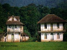 Lindas imagens do continente africano!--São Tomé e Principe