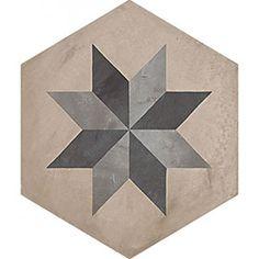 Porcelain encaustic tiles DLT82703