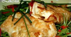 PARMEZÁNOS HAL SÜTŐBEN SÜTVE Ez panírbunda korábban nagyon jól működött /vagyis baromi finom volt:-)/ a PARMEZÁNOS CSIRKE SPENÓTÁGYON... Seafood, Chicken Recipes, Turkey, Drink, Sea Food, Beverage, Turkey Country, Drinking, Seafood Dishes