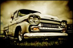1959 Chevrolet Apache Pickup by motography