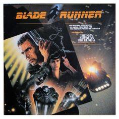 #BladeRunner - #vinil #vinilrecords #trilhasonora #music