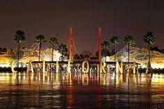 Old Disney's California Adventure Entrance