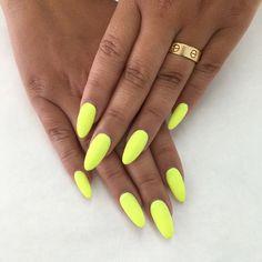 NEON MATTE! My current fingertip fetish... Ha. @enameldiction & @chaunpnails Ring by @cartier LOVE