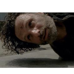 NO SANCTUARY. Rick Grimes