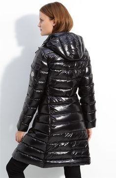Moncler 'Moka' Quilted Down Coat | Nordstrom