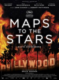 Maps to the stars de David CRONENBERG (2014) (DVD Filature)