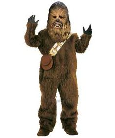 Buy Child's Super Deluxe Chewbacca Fancy Dress Costume - Medium at Argos.co.uk, visit Argos.co.uk to shop online for Children's fancy dress, Children's fancy dress costumes