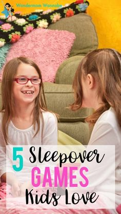 86832753f9 5 Sleepover Games Your Kids   Their Friends Are Going to Love