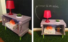 Casa de Colorir: móveis