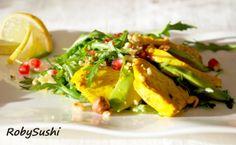 5 ingredienti, 5 mosse, una ricetta: insalata di pollo alla curcuma