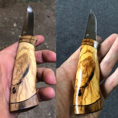 Woodworking Planes, Cool Knives, Knife Handles, Carving Tools, Ocean City, Knife Making, Oysters, Sword, Blade