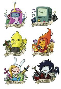 Adventure Time Fan Art.