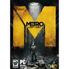 Metro Last Light PC Download PreOrders