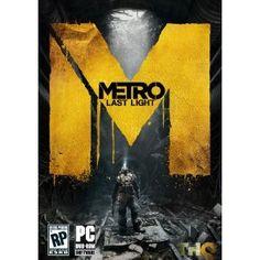 Metro Last Light PC Download PreOrders
