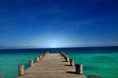 Life's good, isn't? -Puerto Juárez, Quintana Roo-