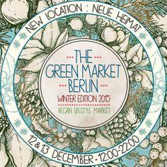 Apfelbäckchen : THE GREEN MARKET    Berlin - Winter-Edition - Der ...