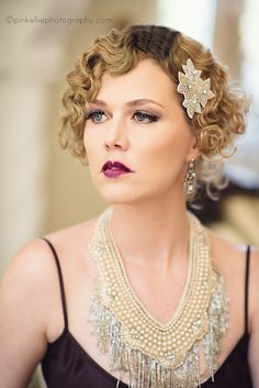 Great Gatsby 1920's Glamourous Editorial Photo shoot