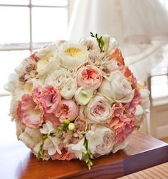 Gorgeous wedding bouquet idea; photo: True Photography