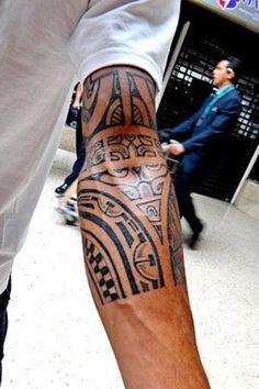 new zealand maori tattoos design Elbow Tattoos, Forearm Tattoos, Arm Band Tattoo, Body Art Tattoos, New Tattoos, Sleeve Tattoos, Tattoos For Guys, Maori Tattoos, Polynesian Tattoo Designs