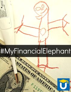 Parent Worries + College Savings with UPromise #MyFinancialElephant | SavingSaidSimply.com
